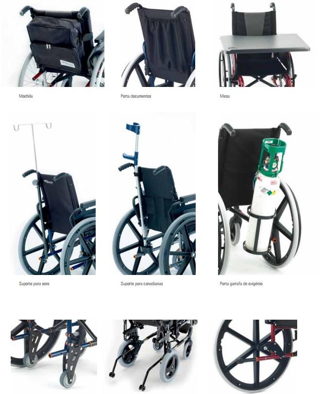 Acessórios Cadeiras Breezy