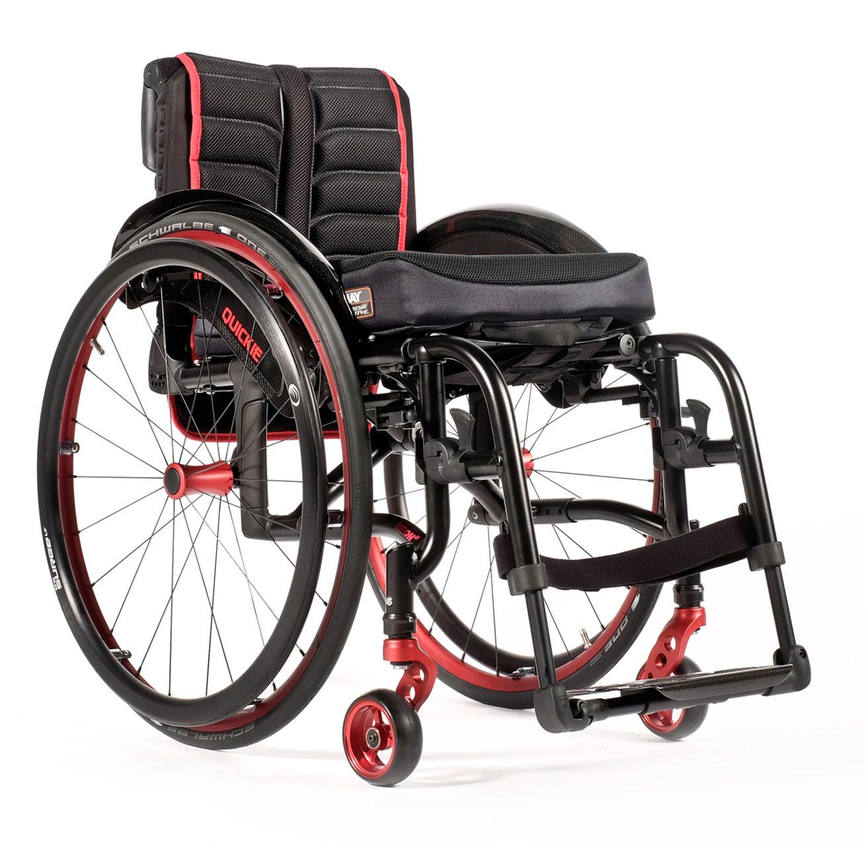 Cadeira Activa Quickie Neon 2