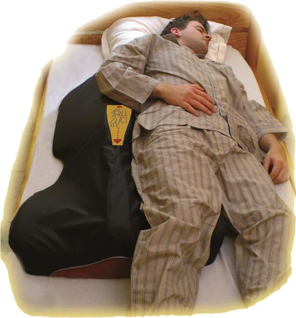 Almofada de Posicionamento Lateral a 30º - Decúbito Dorsal