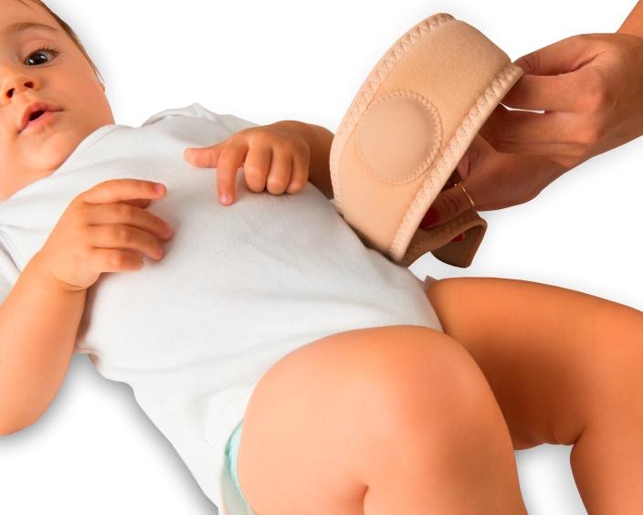 Faixa Umbilical Pediatrica