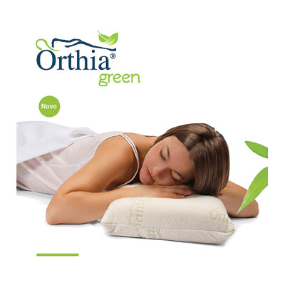 Almofada Ortopédica Orthia Green