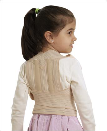 Corrector Dorsal de Postura Pediatrico