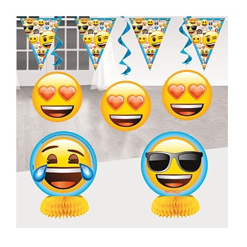 Kit Decoração Emojis