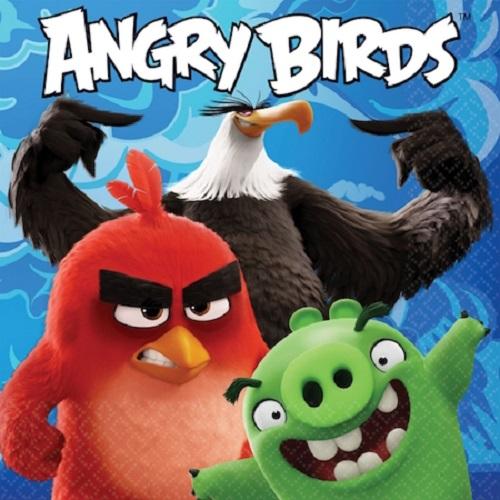 Guardanapos Angry Birds