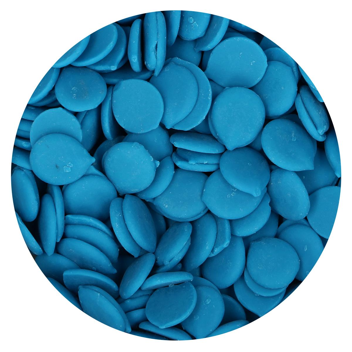 Chocolate Azul Escuro