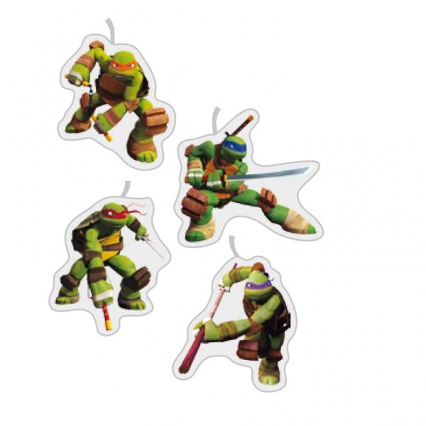 Velas Tartaguras Ninja