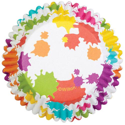 Formas Wilton Colorcups Tinta Colorida
