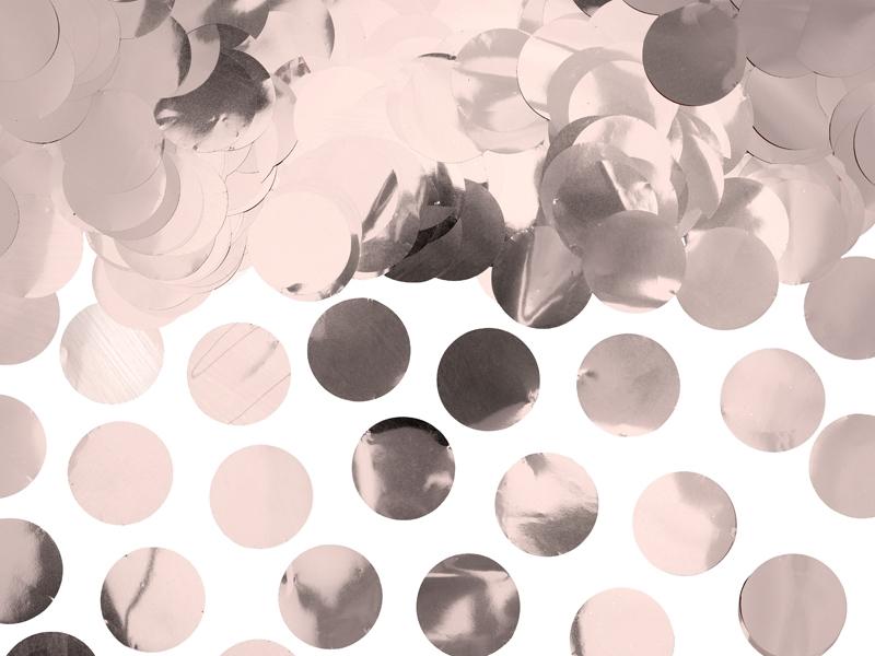 Confetis Rose Gold