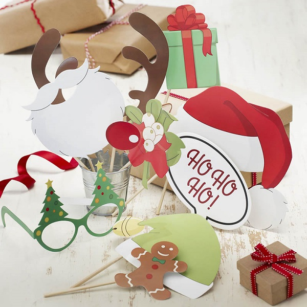 Adereços Fotografias Natal 10 Peças 1