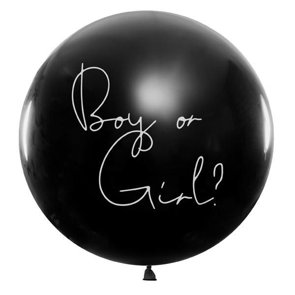 Balão Revelação Boy or Girl?