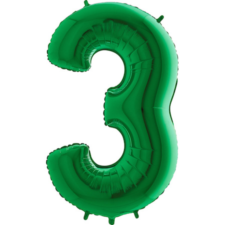 Balão Gigante 3 Verde