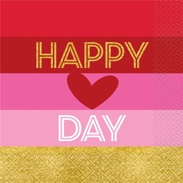 Guardanapos Happy Day