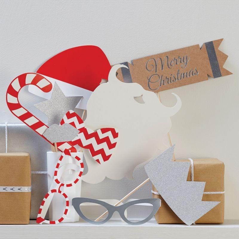 Adereços Fotografias Natal 10 Peças 3