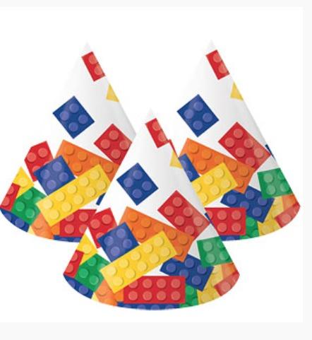 Chapéus Lego