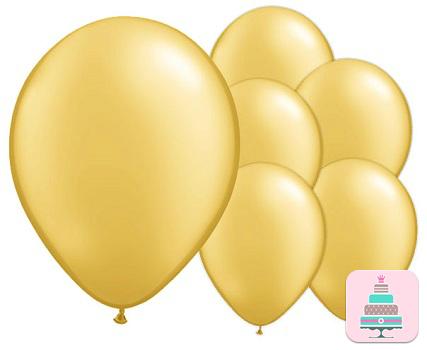 Balão Dourado