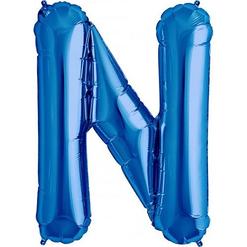 Balão N Azul