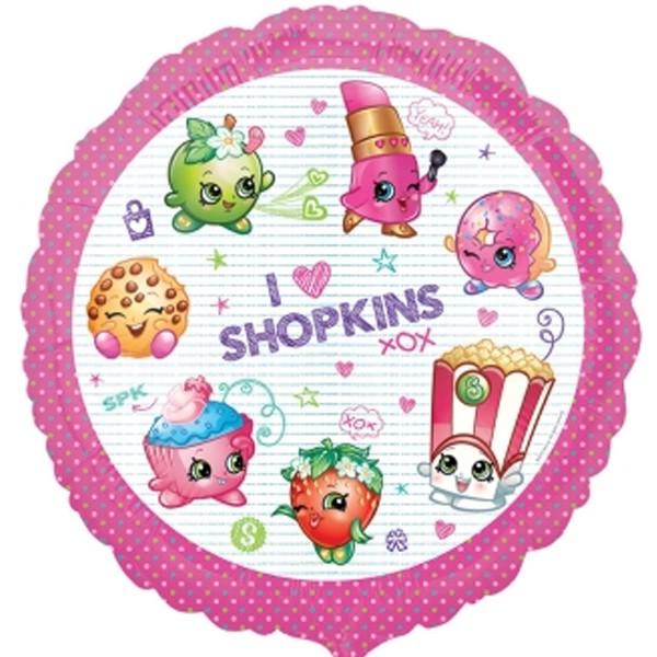 Shopkins Balão Médio