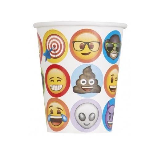 Copos Emojis