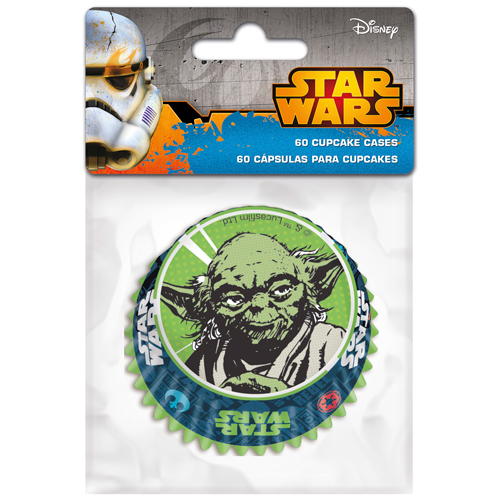 Conj. 60 Formas Star Wars