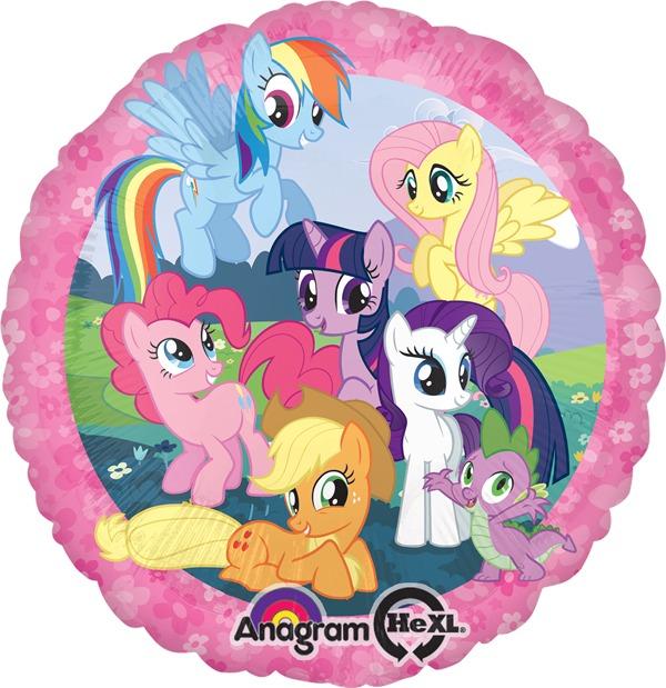 My Little Pony Balão Médio