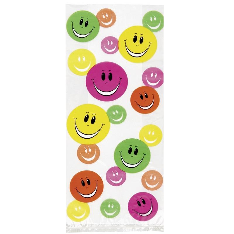 Sacos Celofane Smile