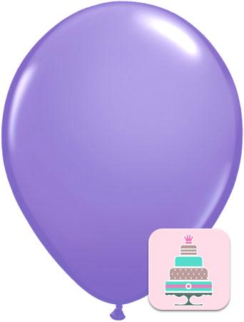 Balão Lilás