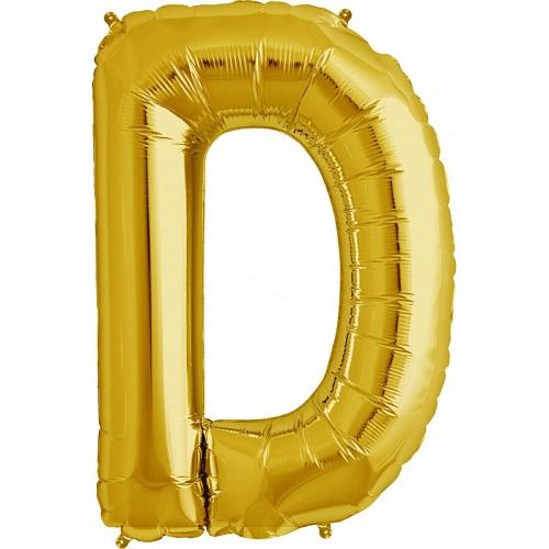 Balão D Dourado