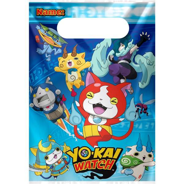Sacos Yo-Kai Watch