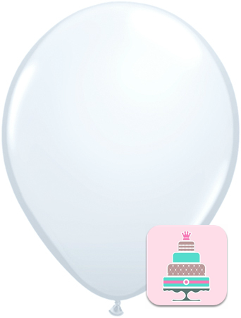 Balão Branco