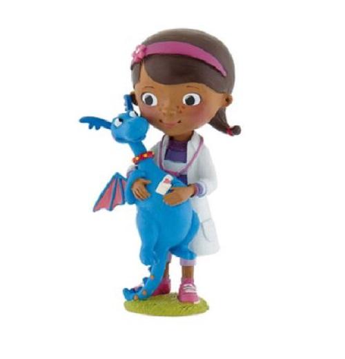 Dra. Brinquedos e Valentim