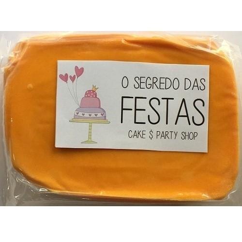 Pasta de Açúcar Amarelo Torrado