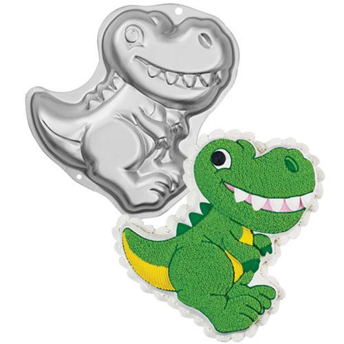 Forma Wilton Dinossauro