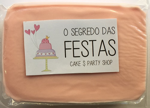 09 - Pasta de Açúcar Rosa Pastel