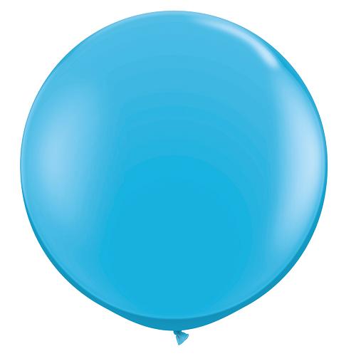 Balão Azul Claro Gigante