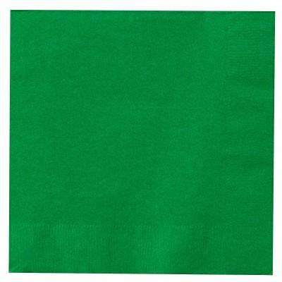 Guardanapos Verde Lisos
