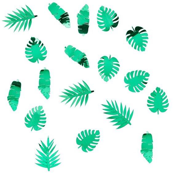 Confetis Folhas
