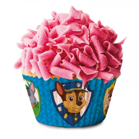 Formas Cupcakes Patrulha Pata