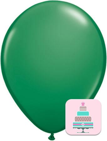 Balão Verde Escuro