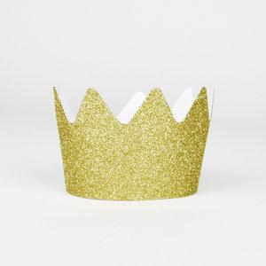 Conj. 8 Coroas Douradas