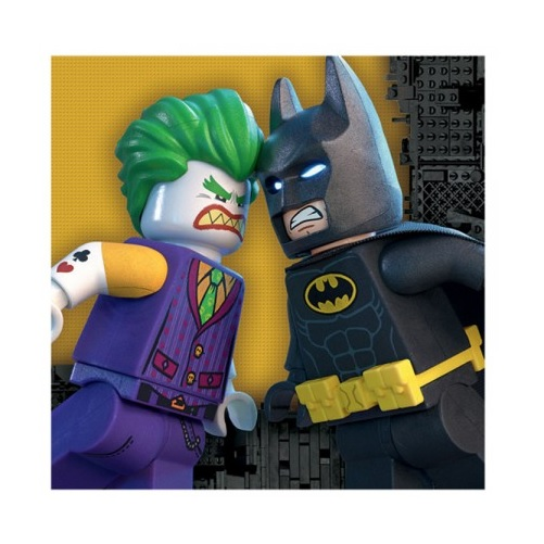 Guardanapos Lego Batman