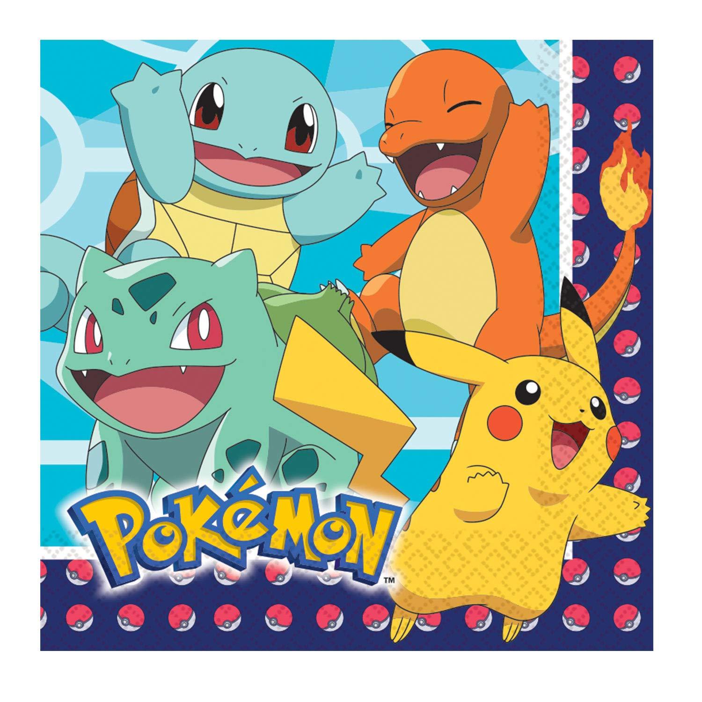 Guardanapos Pokémon Grande
