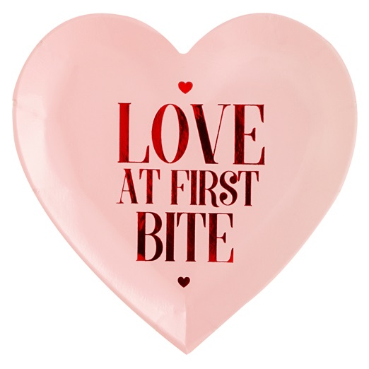 Pratos Love at first Bite