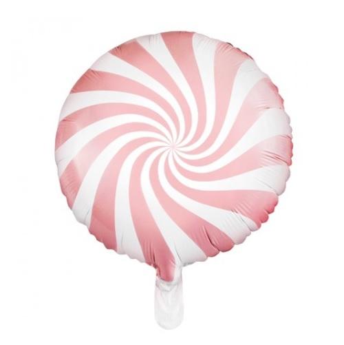 Balão Candy Rosa Claro