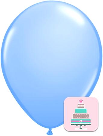 Balão Azul Claro