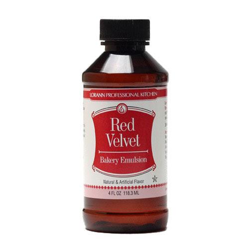 Emulsão Red Velvet