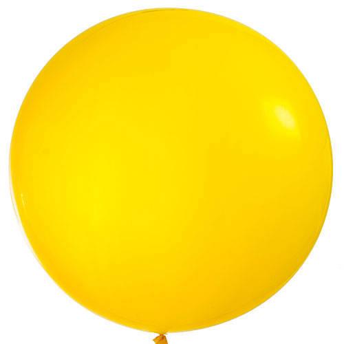 Balão Amarelo Gigante
