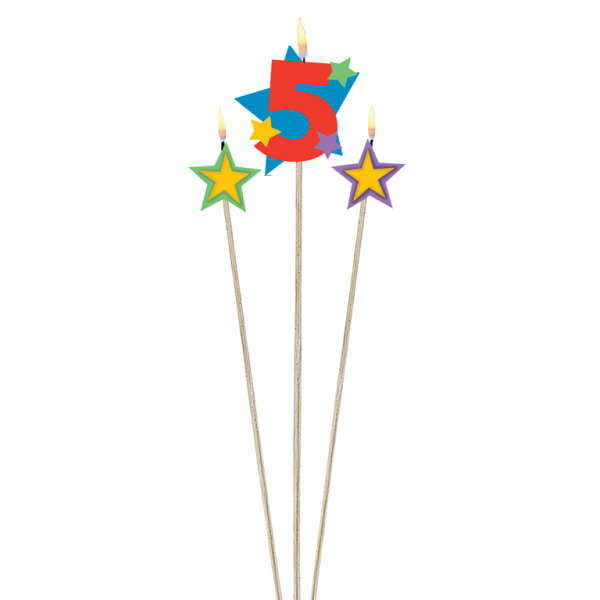 Vela Estrelas N.º5