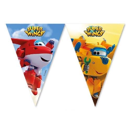 Bandeirolas Super Wings