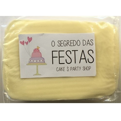 Pasta de Açúcar Pérola
