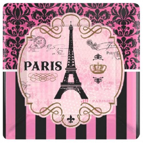 Pratos Festa Paris